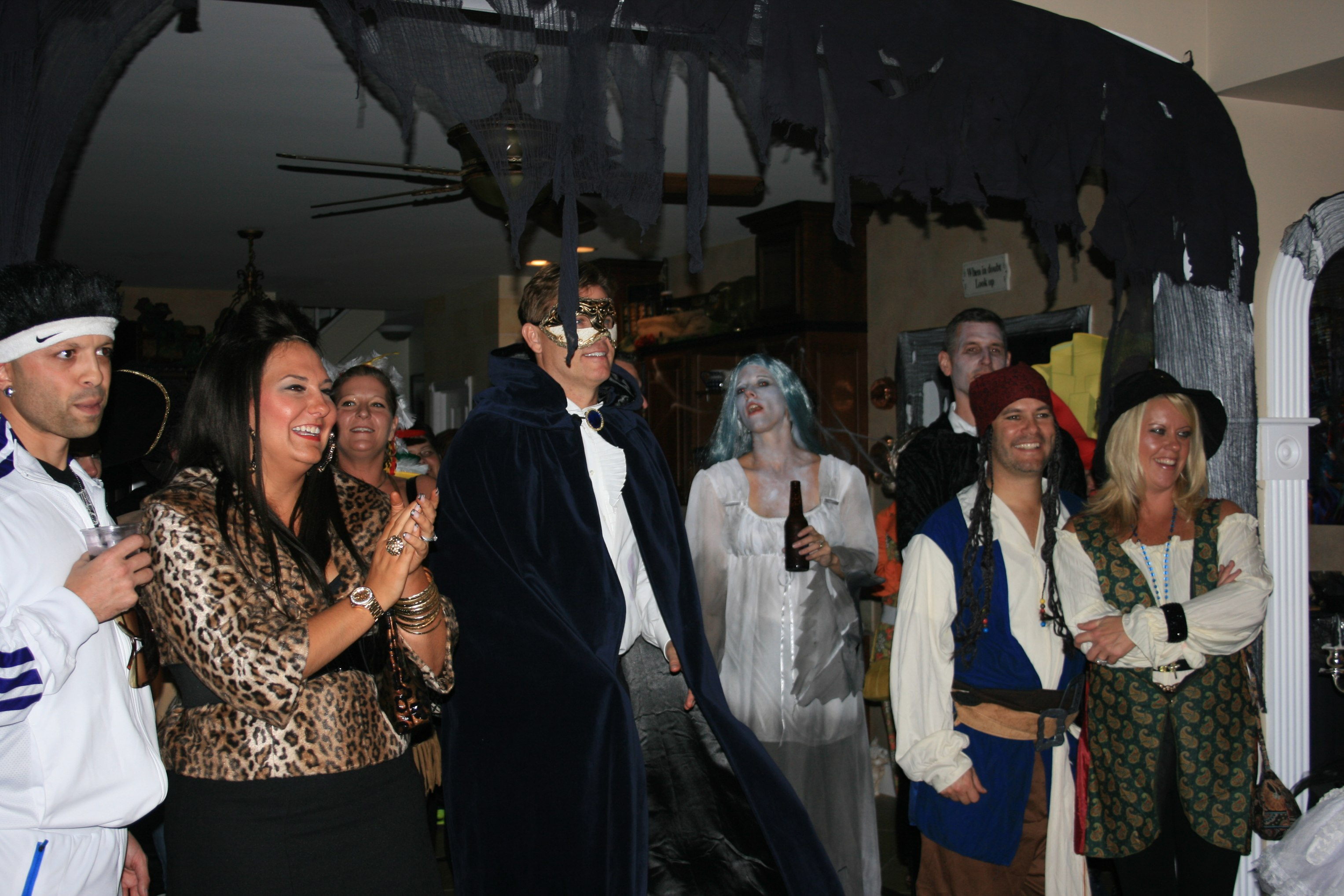 1st Annual BCA Halloween Party Huge Success | BCA Proud Blog