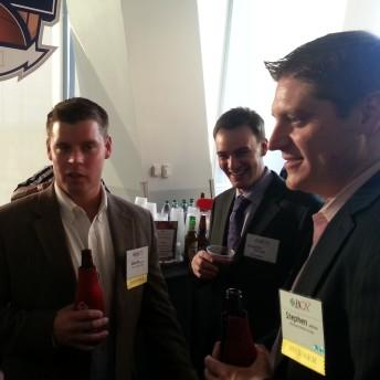 Kevin, Andrew & Steve of PRG