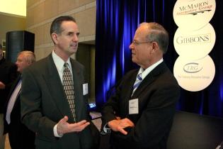 John Sweeny, PPR with Howard