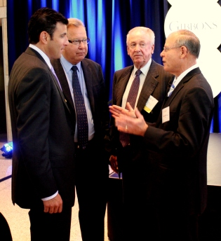 Ron Jaworski, Howard Stoeckel, Stewart & Bill