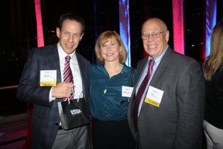 Matt Pincus, Beverly Baldwin, Hy Goldberg
