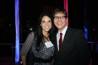 Melissa Leonard & Tim Sanders