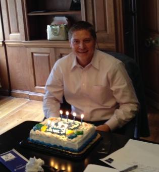 Steve Jeffries Birthday