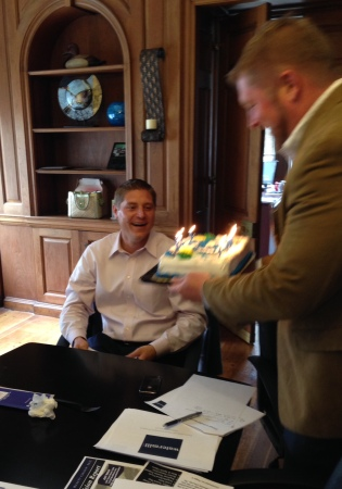 Steves Birthday