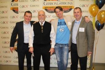 Dave Hartman, Bruce Morrow, Daniel Sides, Wade Kapsak