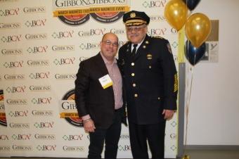 David Neff & Comissioner Ramsey
