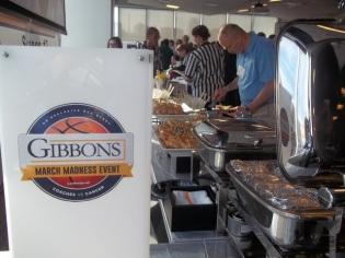 Gibbons Signage Food