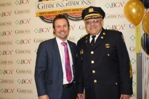 John New & Commissioner Ramsey