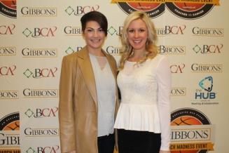 Julia Caputo & Christine Colins