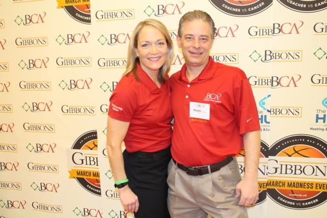 Mary Pat Kessler & Ralph Cosenza