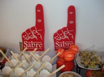 Sabre signage