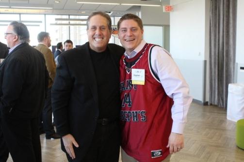 Steve Jeffries & David Horowitz