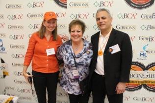 Susan Stipa, Cheryl Bode & Chris Bode