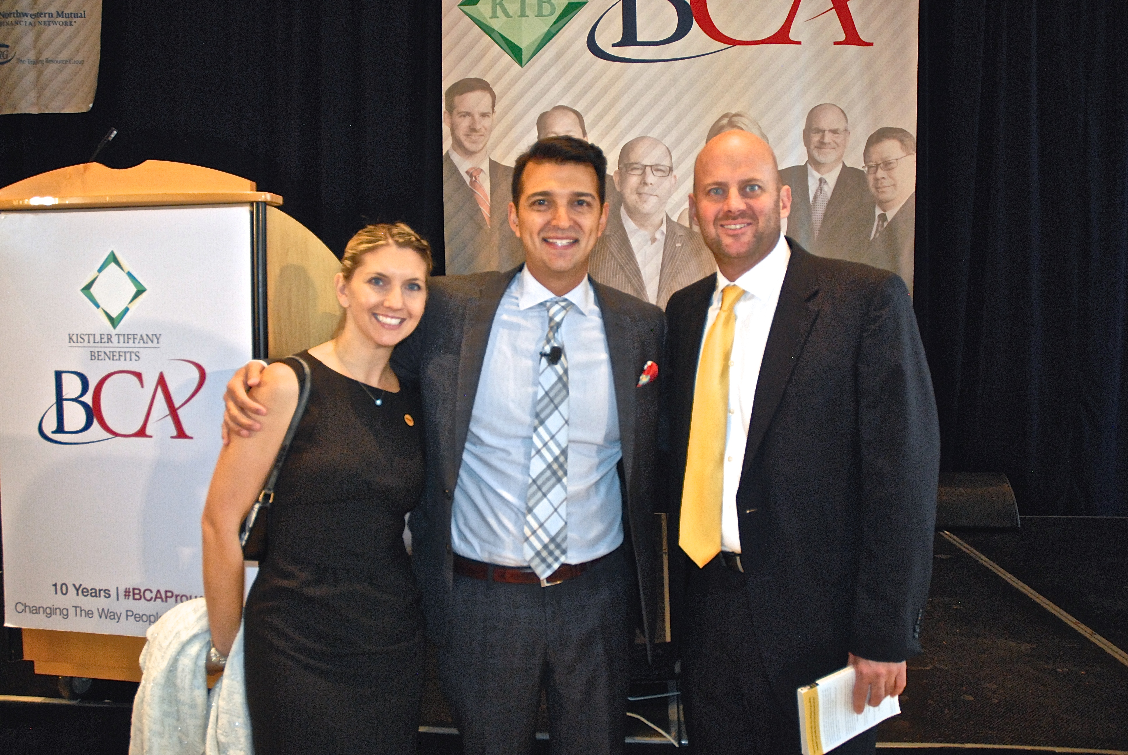 Thank You For Joining Us At The Bca Hospitality Breakfast