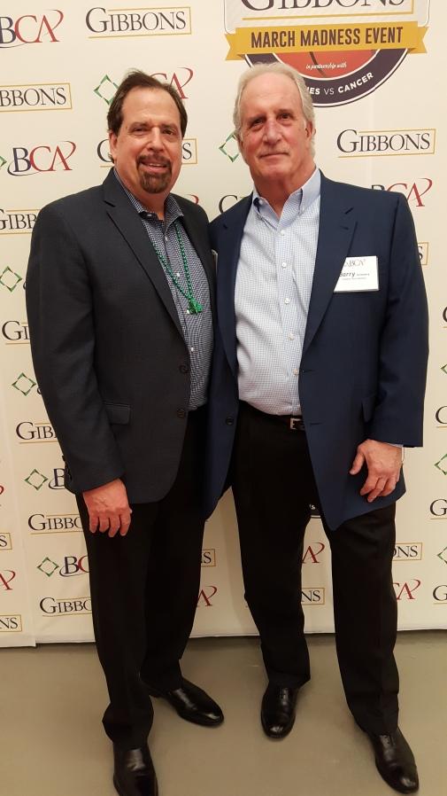 Craig Marowitz and Barry Greenberg