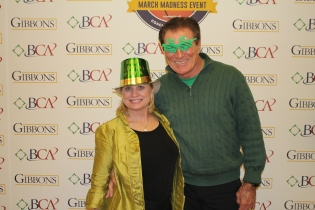 Janet and Vince Papale