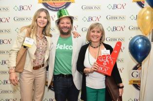 Joe Gagliato, Ginny Heron-Doer, Cheryl Beth
