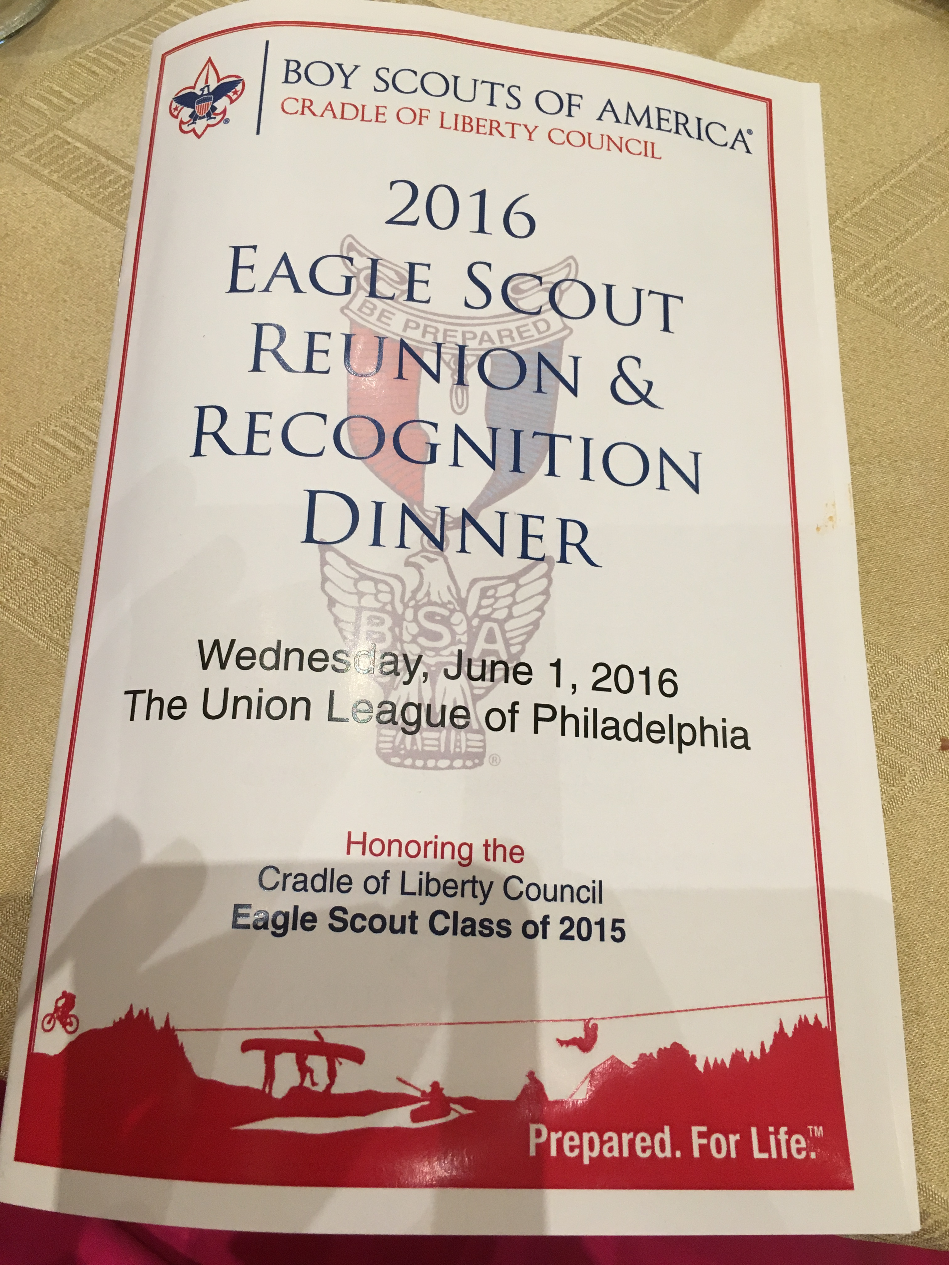 Congratulations Shawn Orenstein, Inducted into the Eagle
