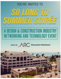 ARC-solongtosummer open house